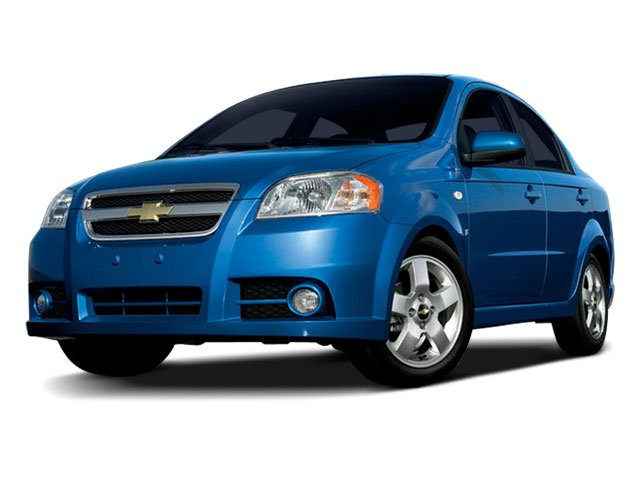 2009 Chevrolet Aveo Values Nadaguides