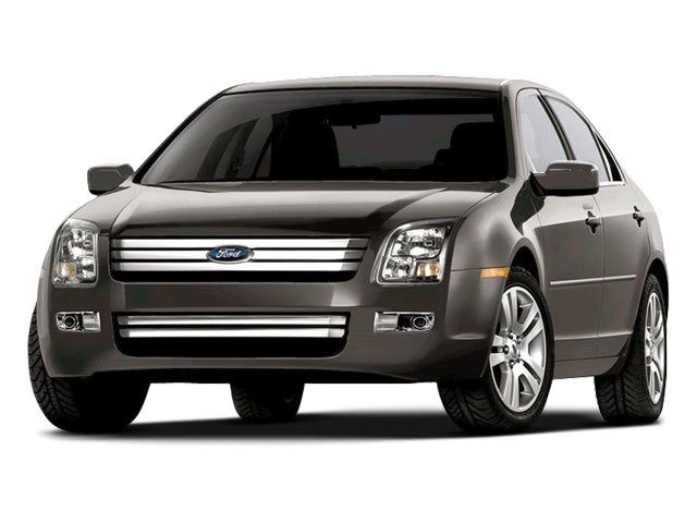 2009 Ford Fusion 4dr Sdn I4 S FWD