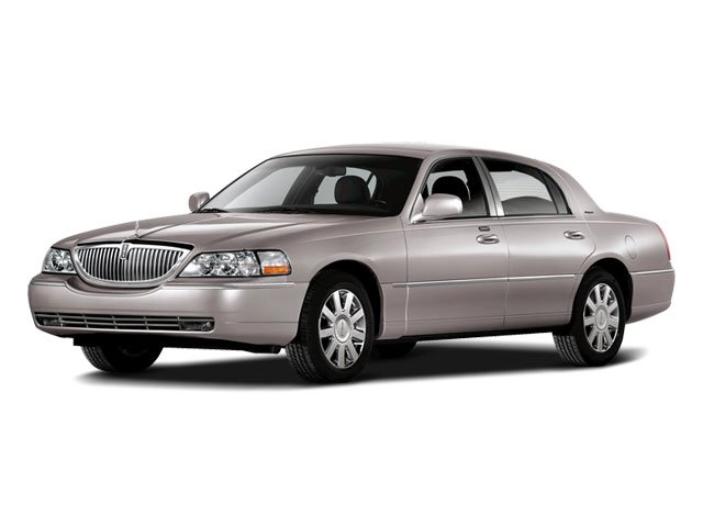 2009 Lincoln Town Car Values Nadaguides