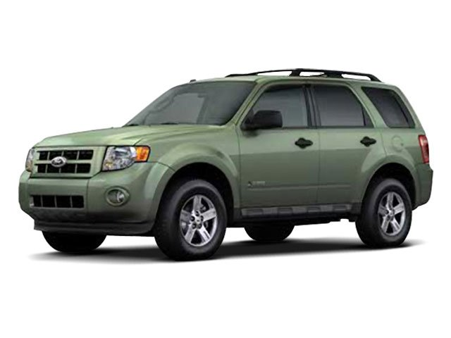 2010 Ford Escape FWD 4dr Hybrid Limited