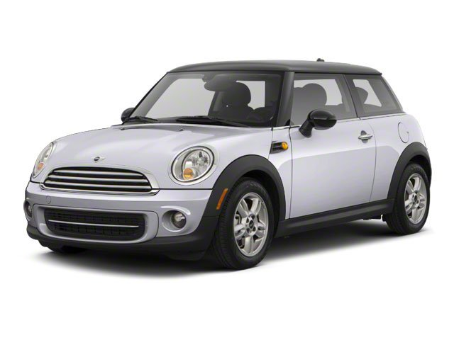 2010 MINI CooperHardtop Base - 2010 Mini Cooper Hardtop