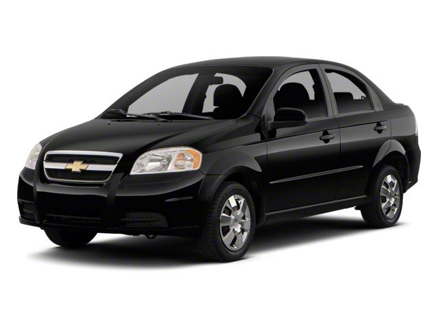 2011 Chevrolet Aveo Values Nadaguides