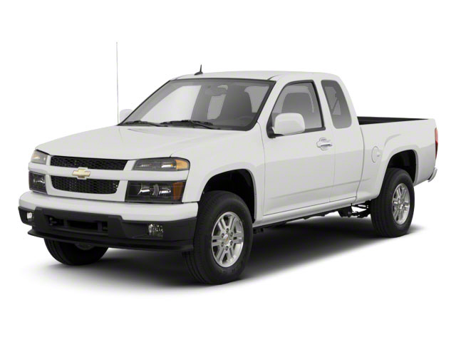 2011 Chevrolet Colorado LTw 2LT - 2011 Chevrolet Colorado 1lt At