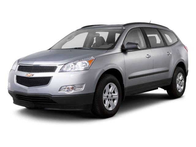2011 Chevrolet Traverse Values- NADAguides