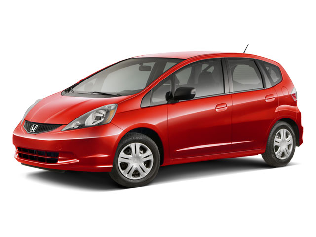 2011 Honda Fit Values