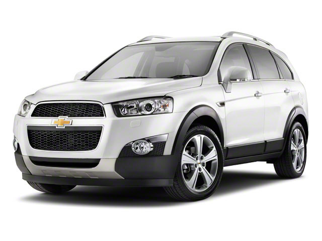 2012 Chevrolet Captiva Sport Fleet Values Nadaguides