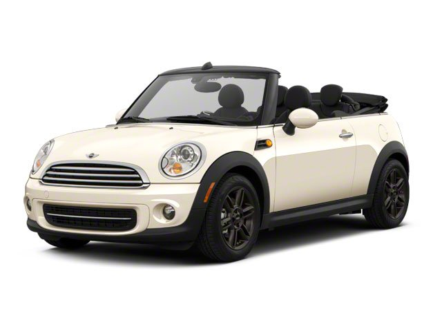 How Much Does A Mini Cooper Cost >> 2012 Mini Cooper Convertible Values Nadaguides