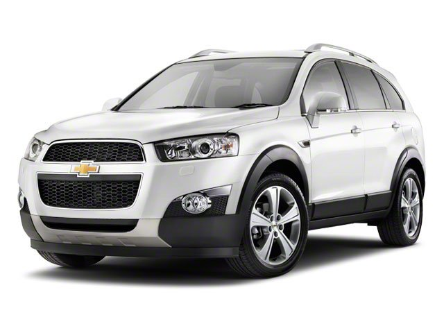 2019 Chevy Captiva Might Come Back >> 2013 Chevrolet Captiva Sport Fleet Values Nadaguides