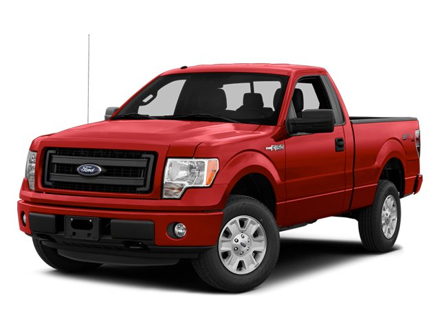 2014 ford f-150 values- nadaguides