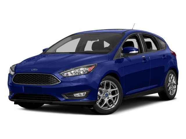 2017 Ford Focus Values