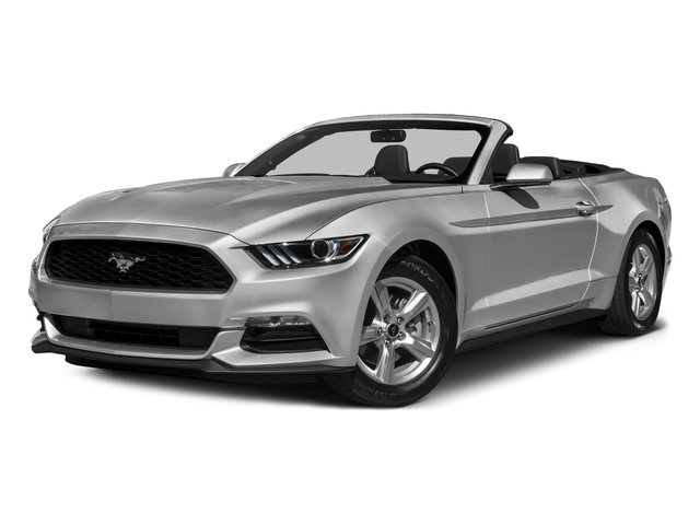 2017 Ford Mustang Values