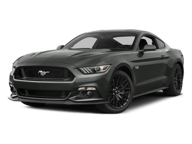 2015 Ford Mustang 2dr Fastback GT