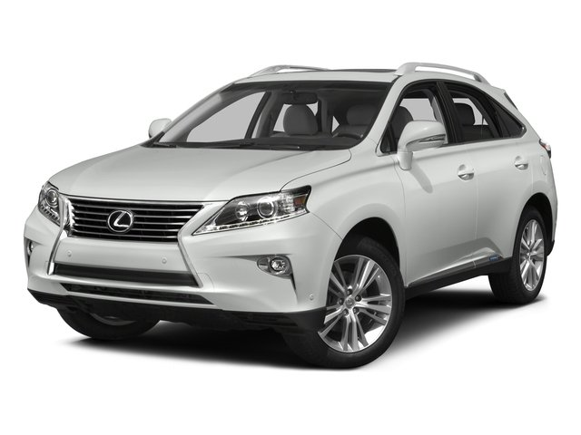 2018 Lexus RX 450h: News, Changes, Price >> 2015 Lexus Rx 450h Values Nadaguides