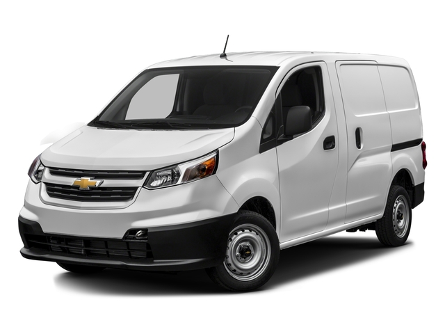New 2016 Chevrolet City Express Cargo Van Prices