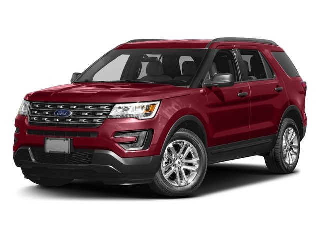 Ford 2016 Model >> 2016 Ford Explorer Values Nadaguides