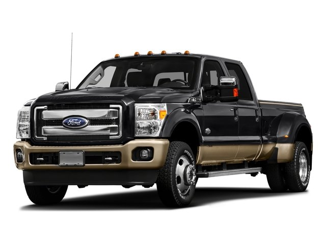 F350 Super Duty V8 Crew Cab King Ranch 2wd