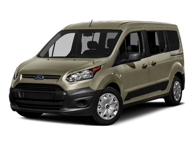 2016 Ford Transit Connect Wagon Values