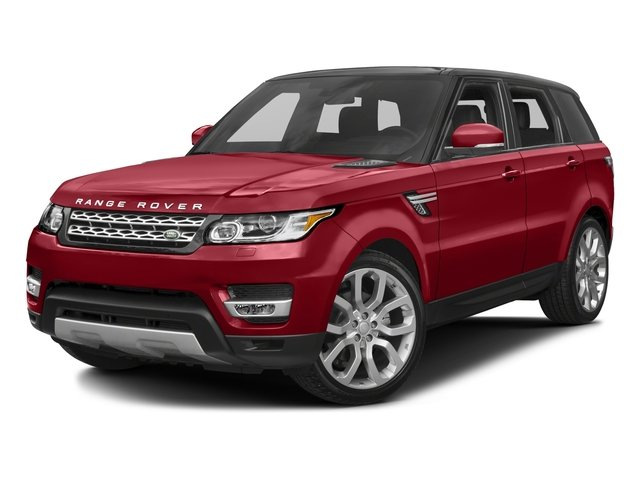 2016 Land Rover >> 2016 Land Rover Range Rover Sport Values Nadaguides