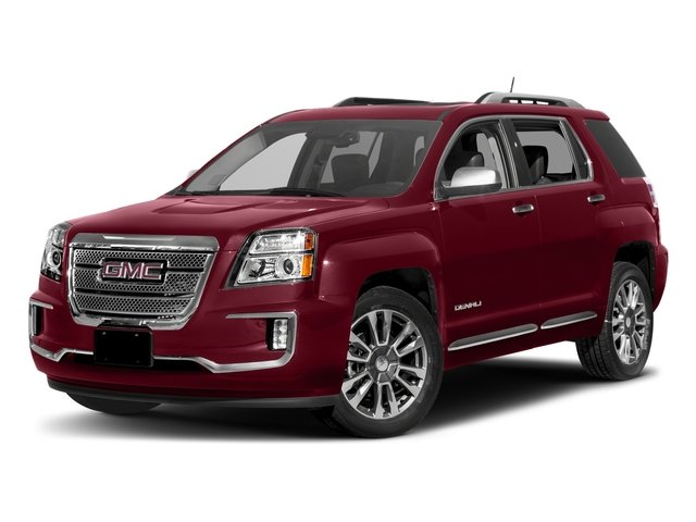 2017 Gmc Terrain Values Nadaguides
