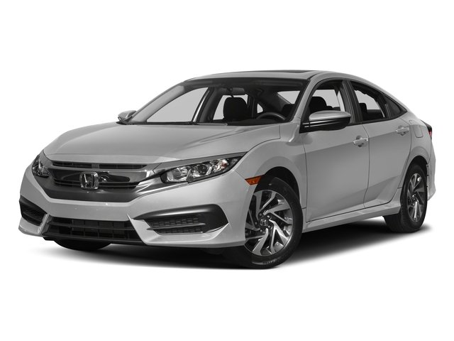 New 2017 Honda Civic Sedan Prices Nadaguides