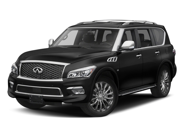 Suv With Third Row >> New 2017 INFINITI QX80 Prices - NADAguides-