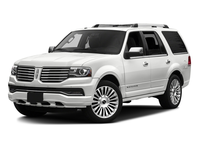 Select 4x2 4x4 The Lincoln Navigator