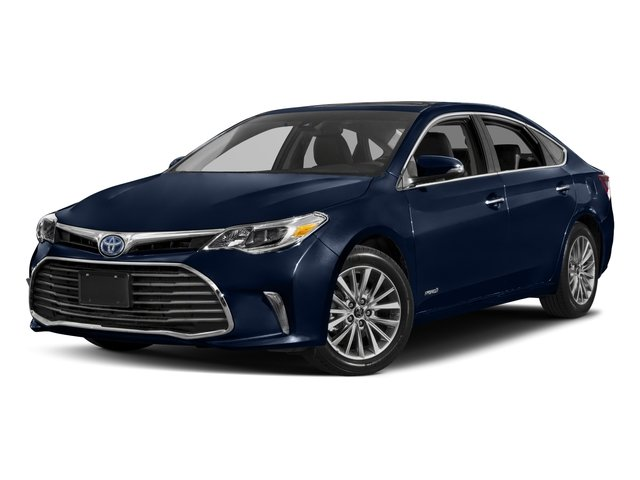 Avalon Sedan 4d Limited I4 Hybrid