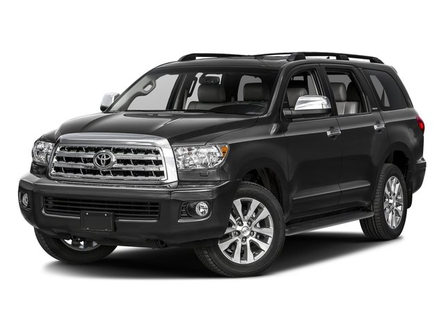 2017 Toyota Sequoia Limited RWD