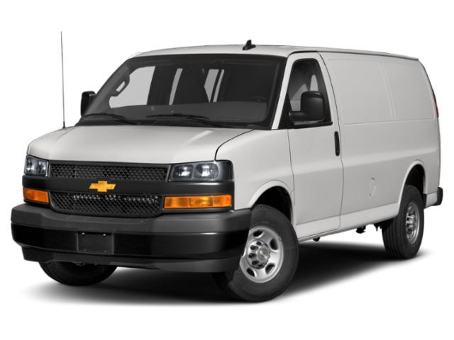 New 2018 Chevrolet Express Cargo Van Prices Nadaguides