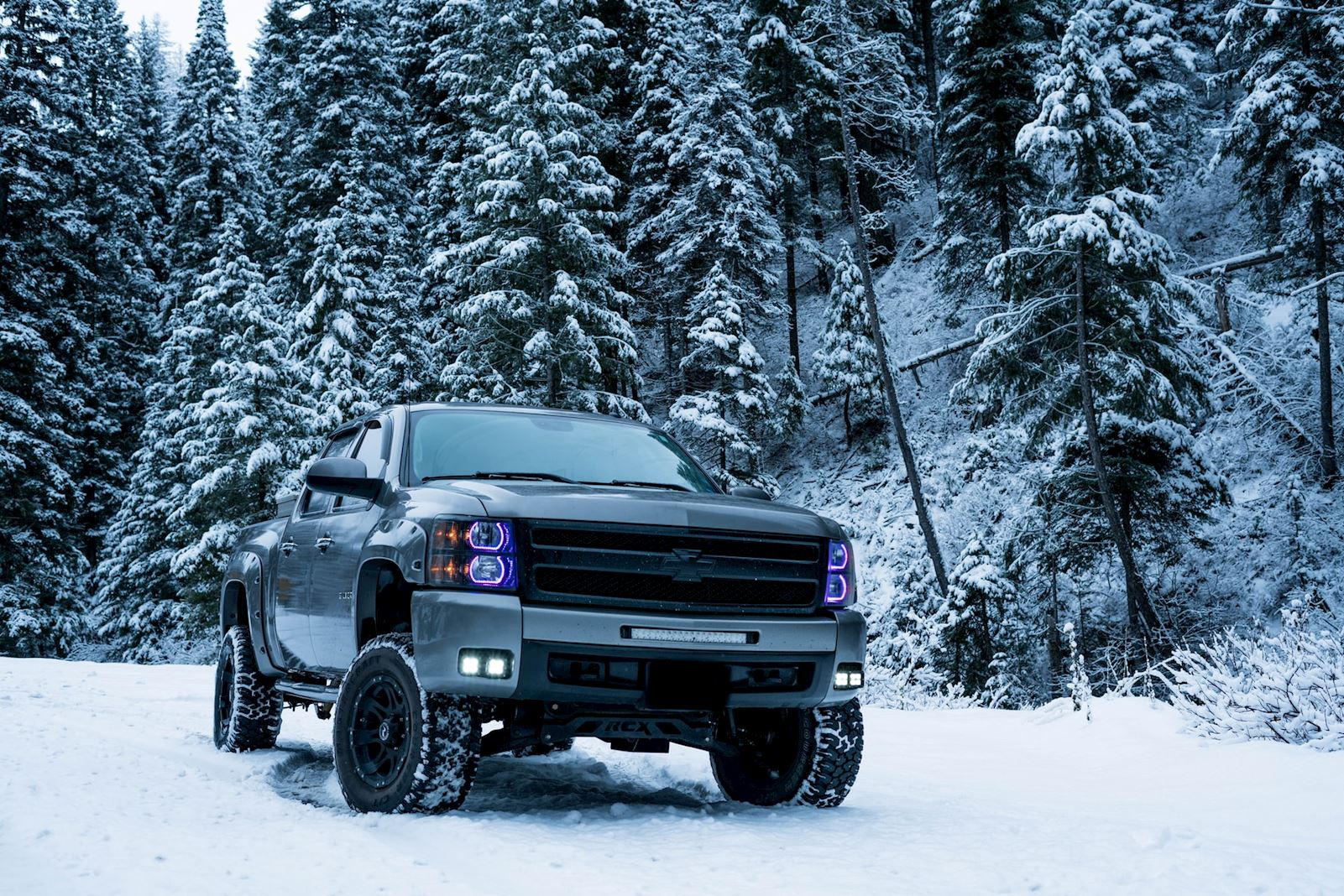 Where Are Chevy Trucks Made?