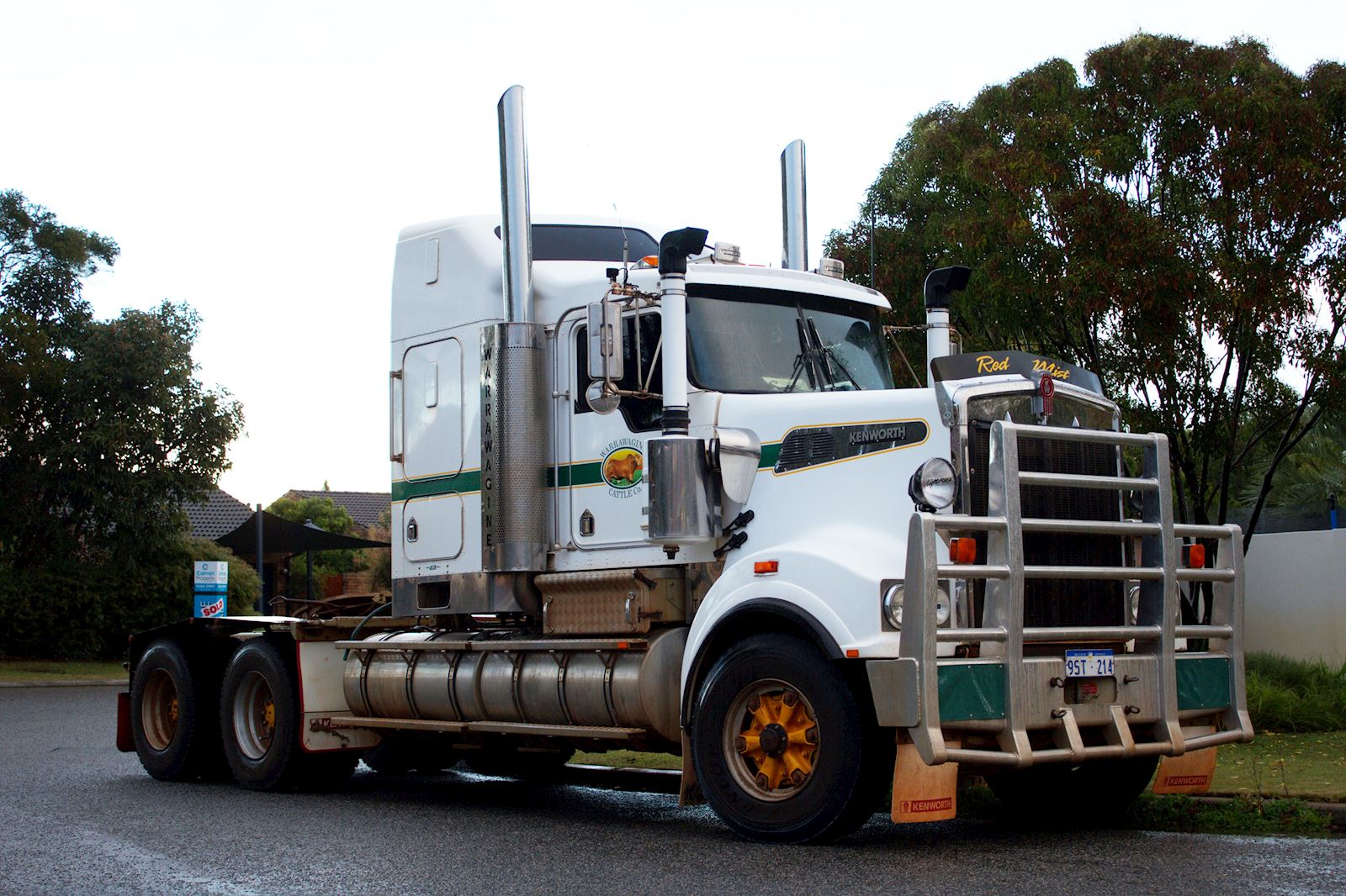 What is a Bobtail Truck?