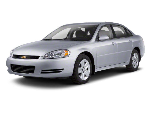2011 Chevrolet Impala Sedan 4D LT Fleet