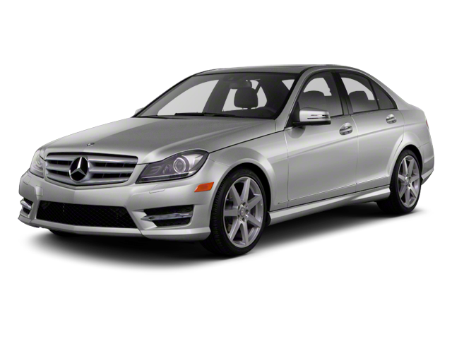 2012 Mercedes-Benz C-Class Sedan 4D C300 AWD