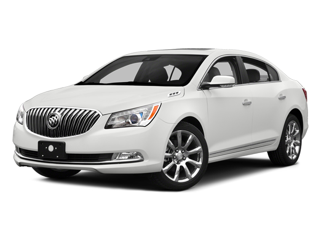 2014 Buick LaCrosse Sedan 4D Leather V6