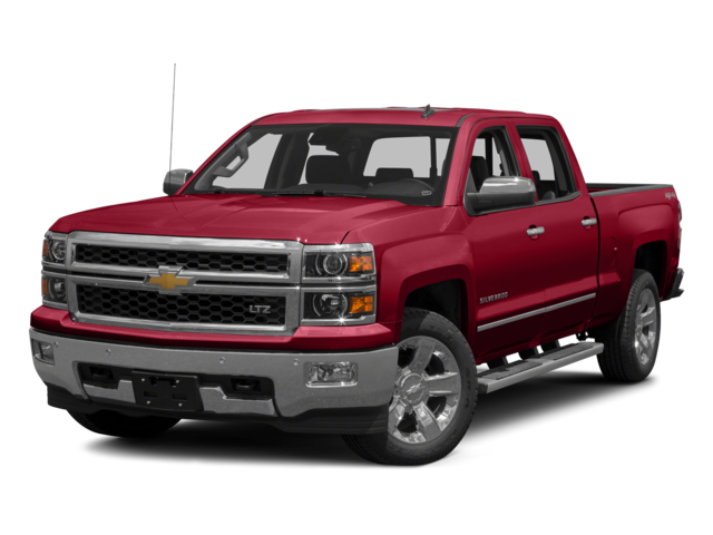 2015 Chevrolet Silverado 1500 Crew Cab High Country 2WD