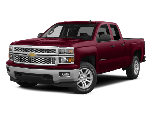 2015 Chevrolet Silverado 1500 Extended Cab Work Truck 4WD