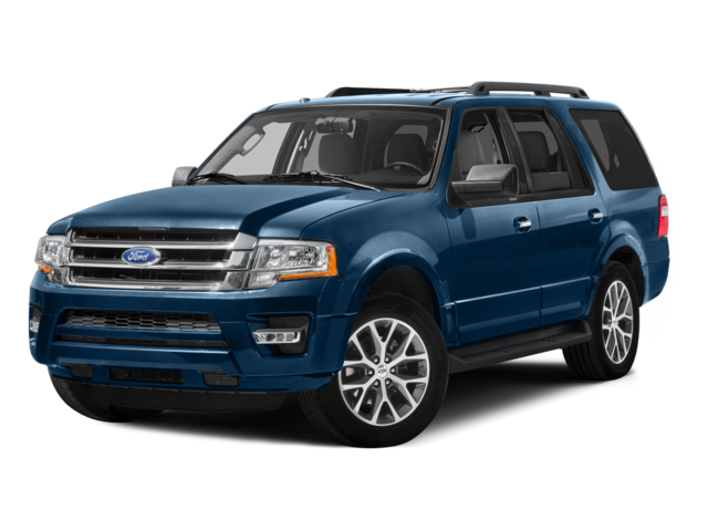 2015 Ford Expedition Utility 4D King Ranch 2WD