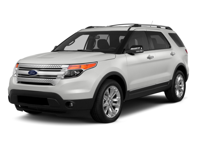 2015 Ford Explorer Utility 4D 4WD