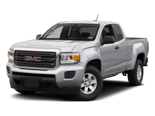 2015 GMC Canyon Extended Cab SLE 2WD