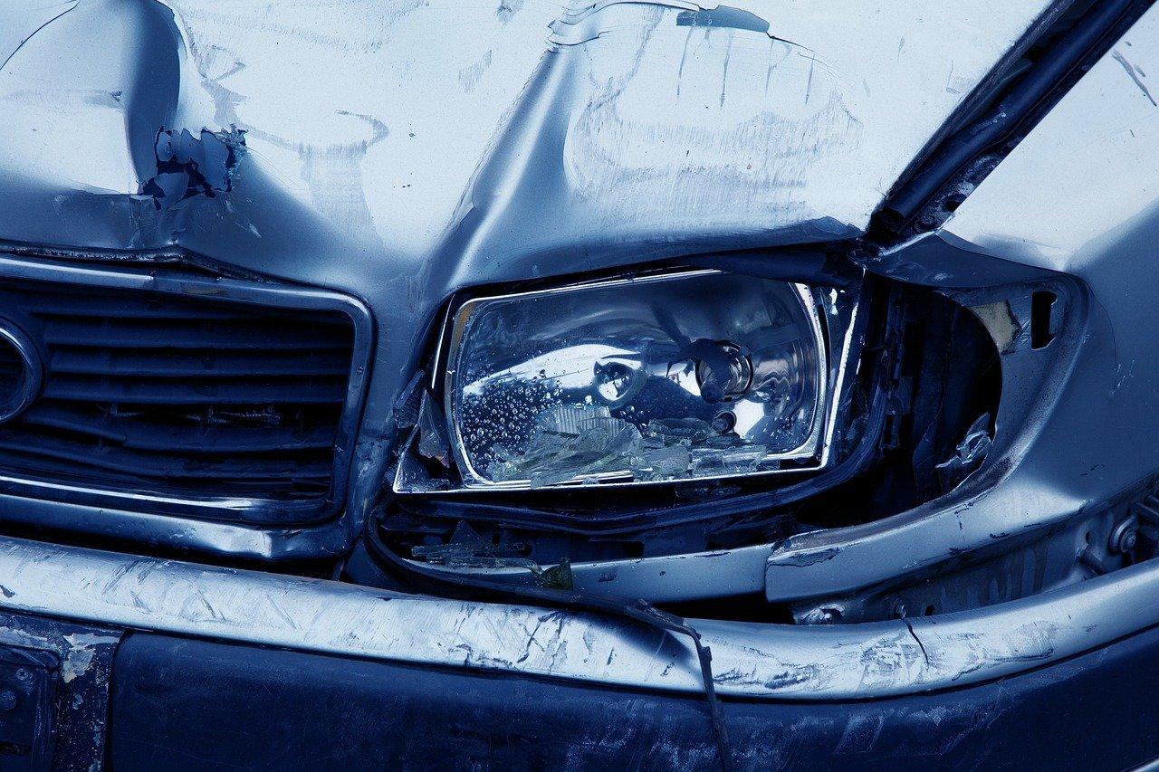 contact your insurance company after accident