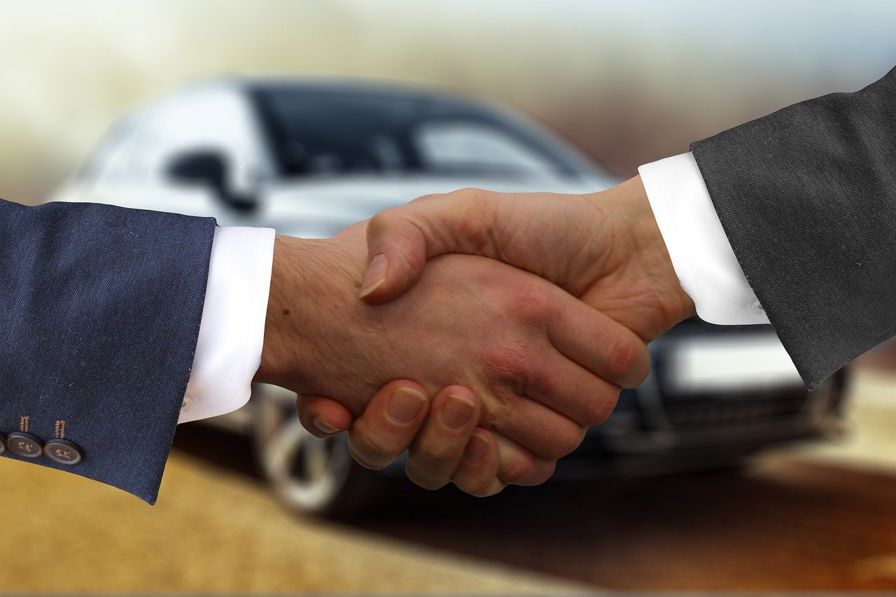 Dealer vs private seller when buying a pre-owned car