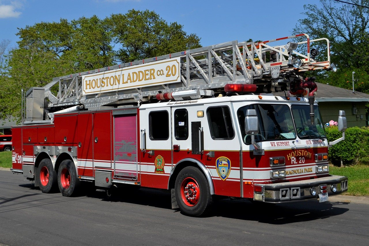 What Are The Dimensions Of Firetrucks?