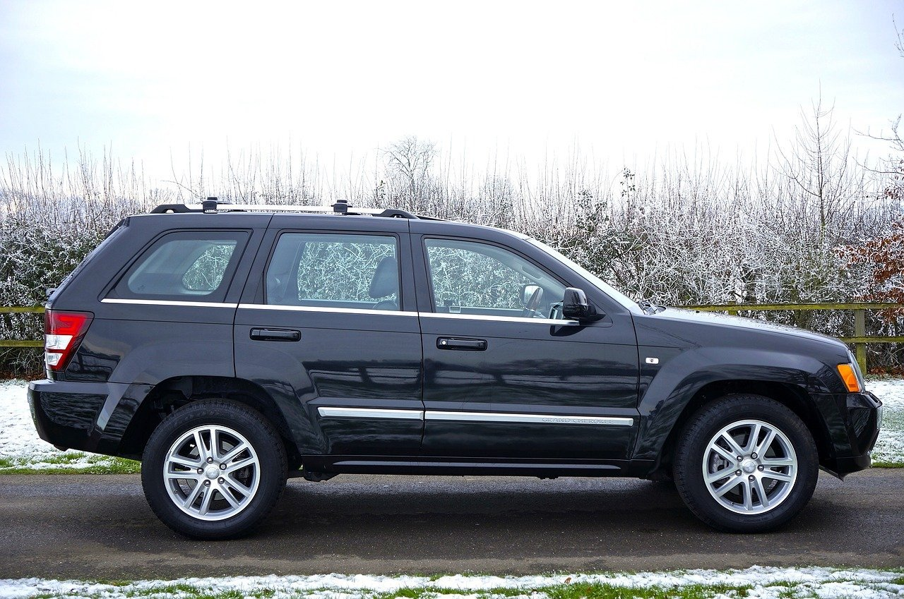 How Much Does An SUV Weigh?
