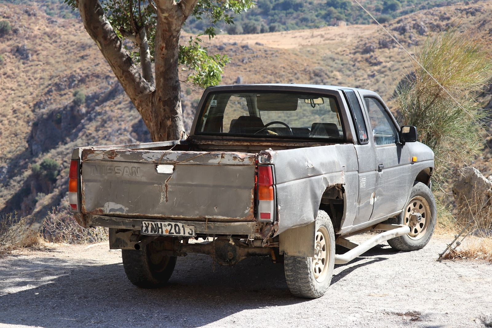 How To Fix A Rusted Truck Bed