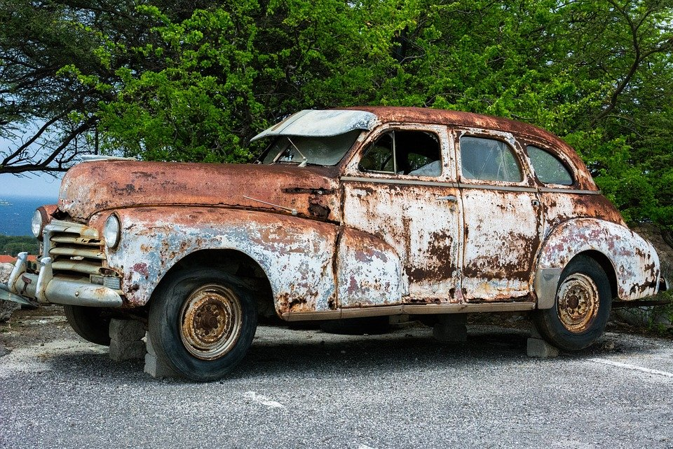 How to Fix Rust on Cars the Easy and the Inexpensive Way