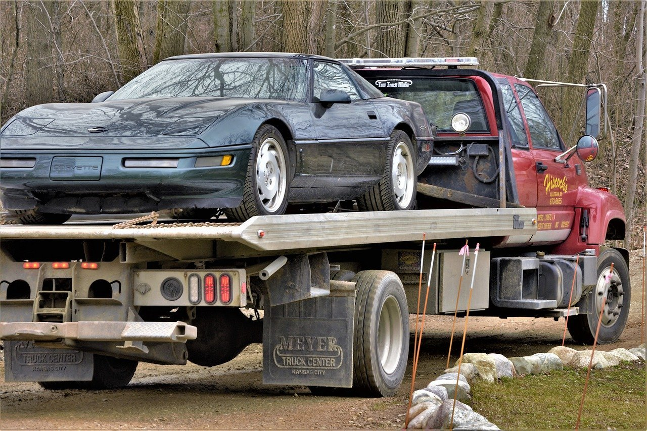 how to get your car out of impound