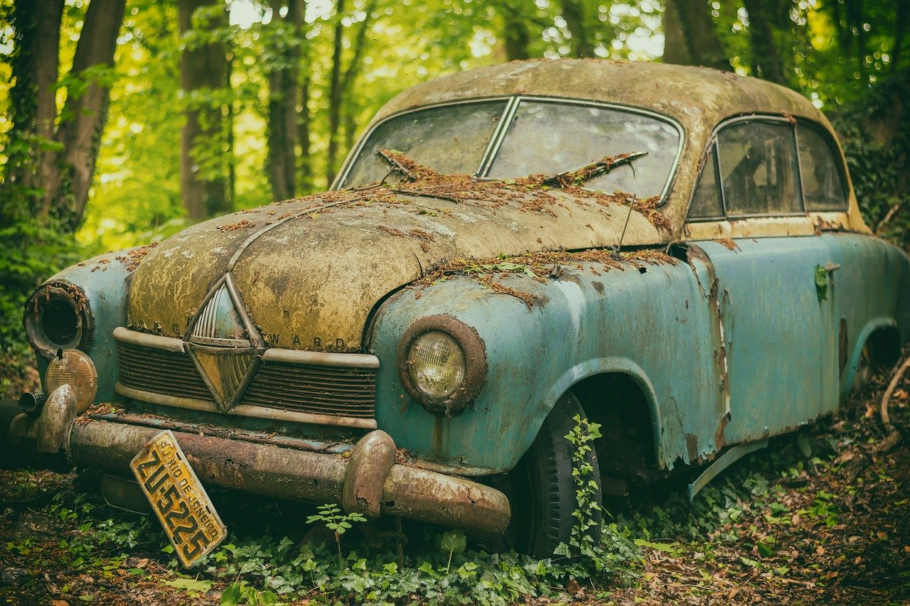 how to sell a car to a junkyard