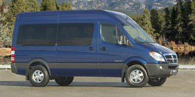2007 Dodge Sprinter Wagon Prices and Values Extended Passenger Van