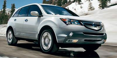 2007 Acura MDX Prices and Values Utility 4D Sport DVD AWD