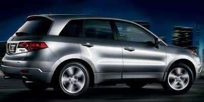 2007 Acura RDX Prices and Values Utility 4D Technology AWD